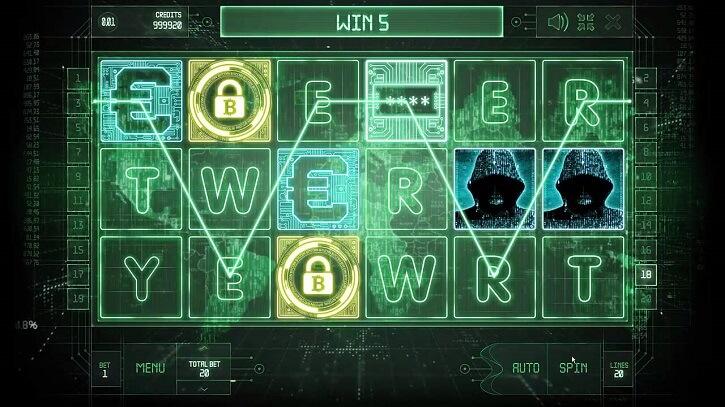 satoshis secret slot screen