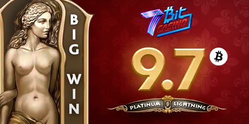 7bitcasino big win march