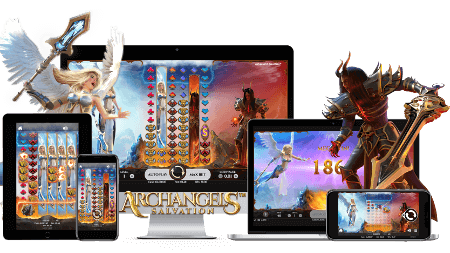 archangels salvation slot mobile