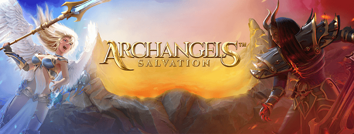 archangels salvation slot preview