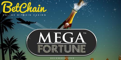 betchain casino mega fortune jackpot