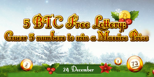bitcasino.io advent week day seven