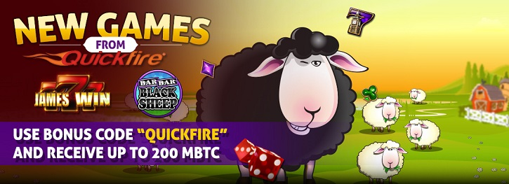 bitcasino april new games