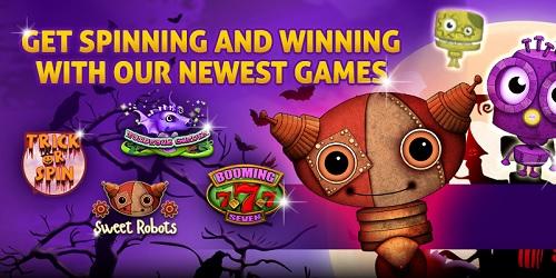 bitcasino booming games
