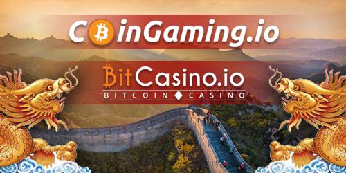 BitCasino.io China