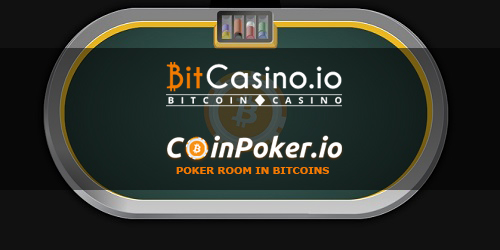bitcasino.io launch coin poker