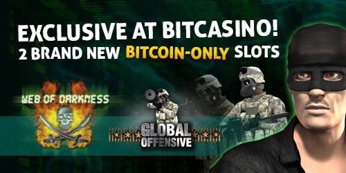 bitcasino december new slots