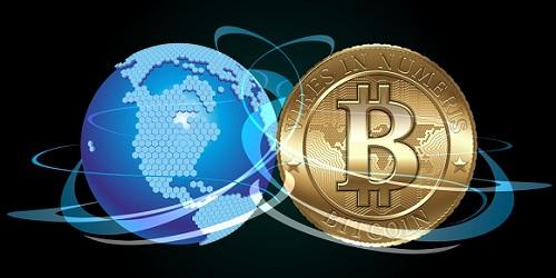 bitcoin global shutterstock