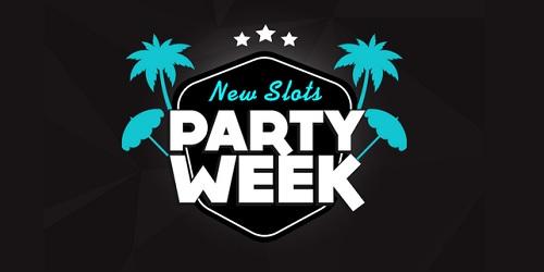 bitstars slots party week