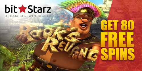 bitstarz casino april freespins rooks revenge slot