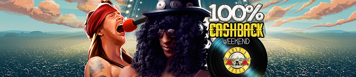 bitstarz casino cashback weekend guns n roses slot