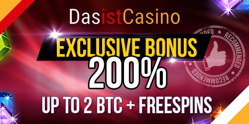 dasist casino exclusive bonus