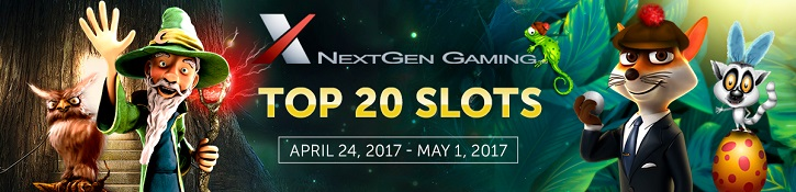 goldenstar casino nextgen slots tournament