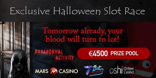 halloween casino bitcoin promotions