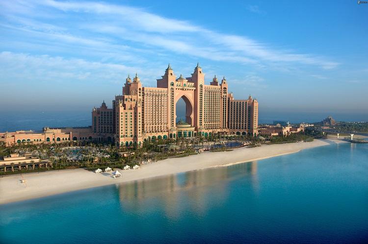 hotel atlantis the palm jumeirah dubai
