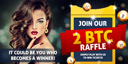 bitcasino.io july bitcoin raffle