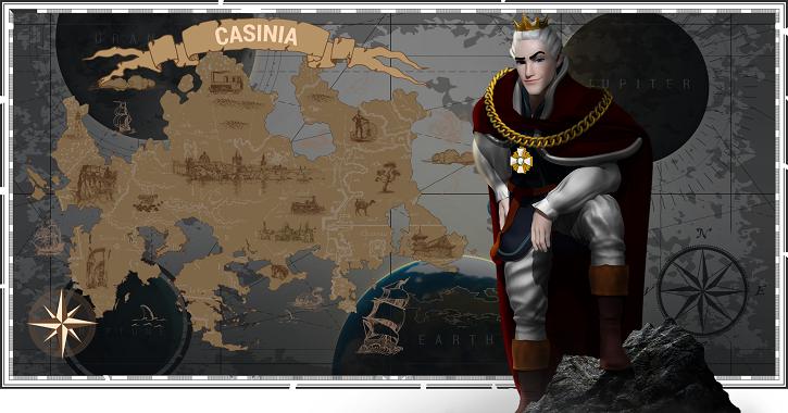 kingbilly casino casinia map