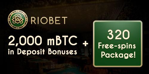 riobet casino welcome bonuses