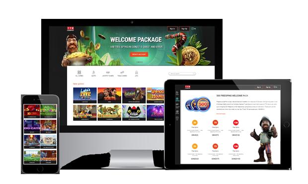 ttr casino website