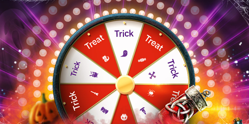 bitcasino trick or treat
