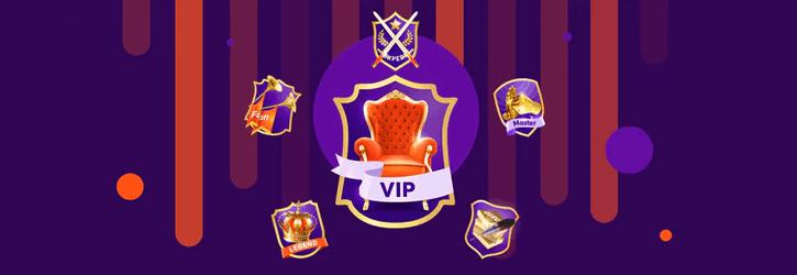 bitcasino new vip loyalty program promo