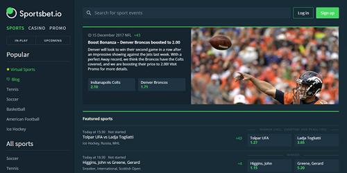 sportsbet.io new website