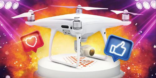 bitcasino drone promo