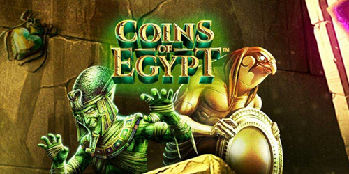слот coins of egypt