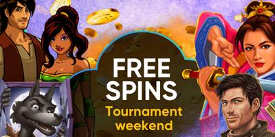 cloudbet casino freespins weekend tournament